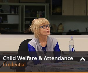 Learn more about child welfare and attendance here.