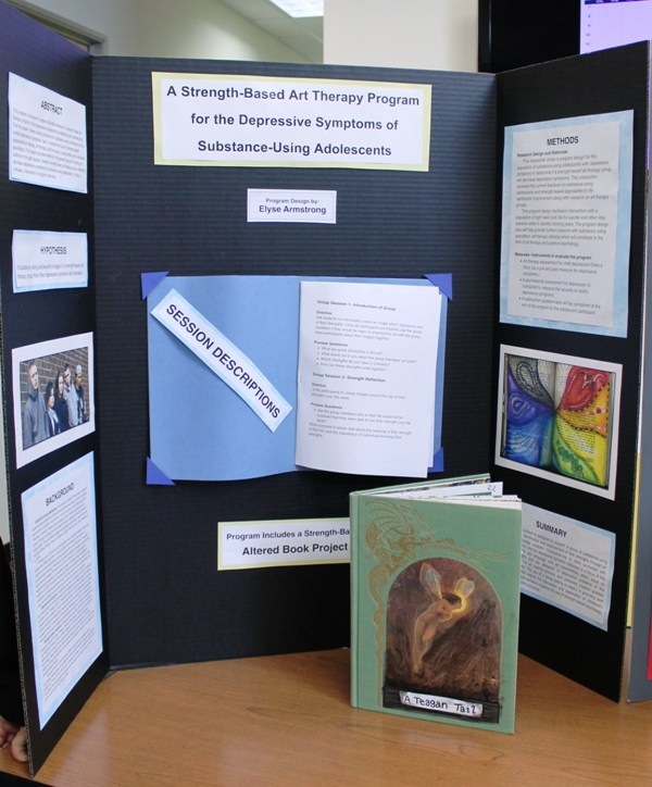 art therapy masters thesis Southwestern college offers a master's degree in counseling and a master's in art therapy art therapy capstone home we don't require a thesis.