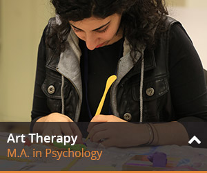 Learn more about art therapy here.