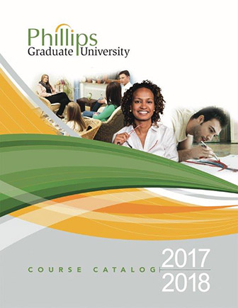2017-2018 Phillips Graduate University Course Catalog