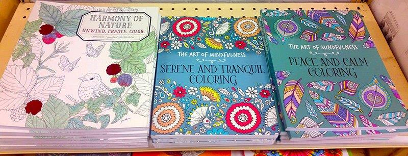 ... Siegel Has Weighed In On The Benefits Of Coloring To Achieve  Relaxation,u201d But Christian Does Not Believe That Adult Coloring Books  Provide Art Therapy.